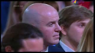 Владимир Путин провел традиционную большую пресс-конференцию