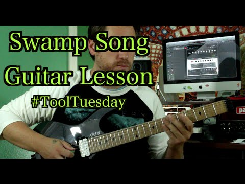 Swamp Song Guitar Lesson Tool Tuesday