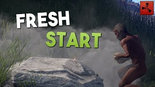 Fresh Start! - Rust SOLO Survival #1 | S2