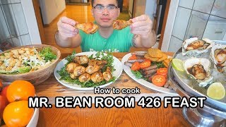 How to cook MR.BEAN ROOM 426 FEAST