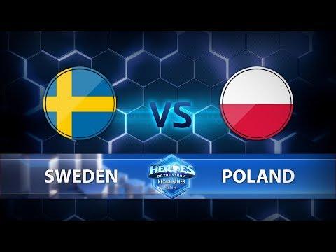 Nexus Games Europe – Playoffs Grand Finals - Sweden vs. Poland - Game 5