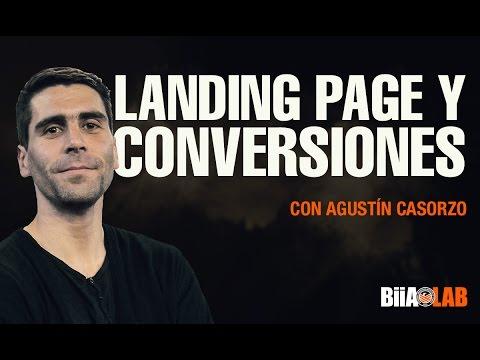 Landing Page y Conversiones - Agustín Casorzo