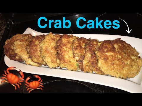 How to Make: Crab Cakes