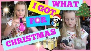 WHAT I GOT FOR CHRISTMAS 2015 ❄ Meine Weihnachtsgeschenke ❄coole Mädchen Zöpfe&Frisuren