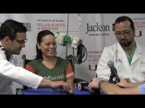 Jackson's Stroke Center Brings Woman Back from the Edge | Ja