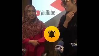 Atta Halilintar dan Ria Ricis dapat Diamond award dari Youtube untuk 10 Juta Subscribe Asia Tenggara