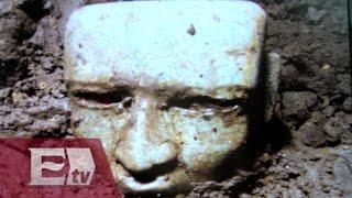 Descubre el INAH una ofrenda prehispánica en Teotihuacán/ Comunidad