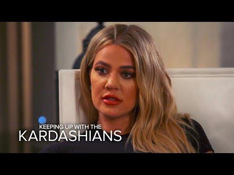 "KUWTK | Khloé Kardashian Says Not Having Bruce Is a ""Huge Blow"" | E!"