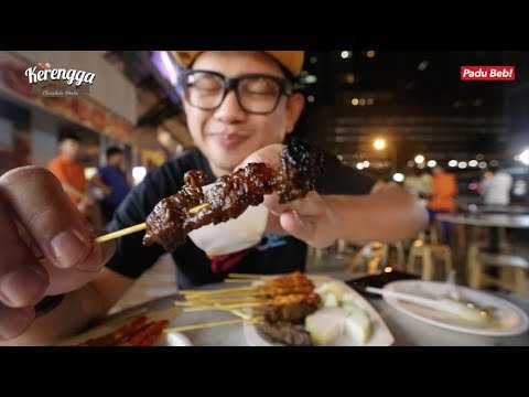 Makan Satay Sampai RM152 Di Singapore? | Padu Beb Travel Singapore Part 1 (ENG SUBS)