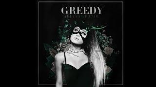 Gambar cover Ariana Grande - Greedy (Official Party Version)