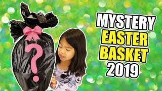 What's In Mystery Easter Basket? Awesome Toy Haul: LOL Surprise + Scruff-a-Luvs + Cry Babies + More