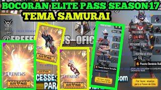 Bocoran Elite Pass Season 17 - Garena Free Fire
