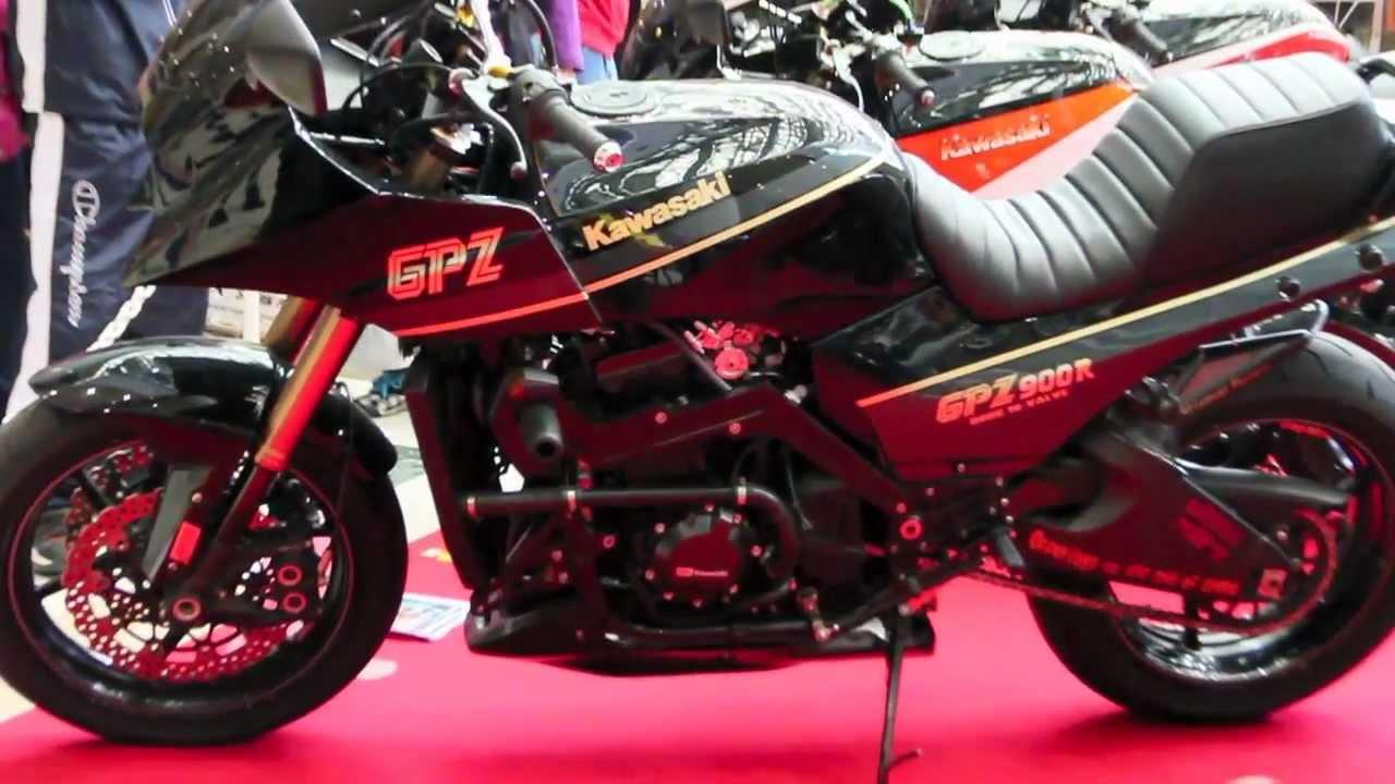 Kawasaki Ninja Engine