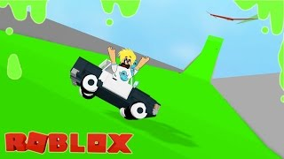 Giant SLIME slide in Roblox! / Gamer Chad