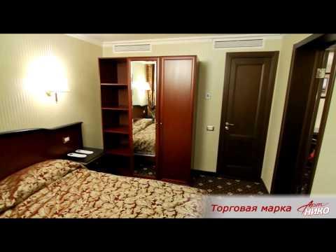 Мебель для гостиниц торговой марки Арт-Нико