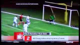 Will Skoog #2 on SportsNation Max & Marcellus