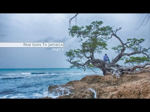 Real Goes To Jamaica - Part 1 - Treasure Beach To Negril