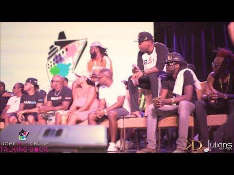 Ubersoca Cruise 2017 – Talking Soca Highlights w. Kes, Lyrikal, Skinny Fabulous & More