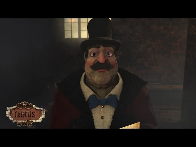 Circus - Animation Short / Court-Métrage d'animation
