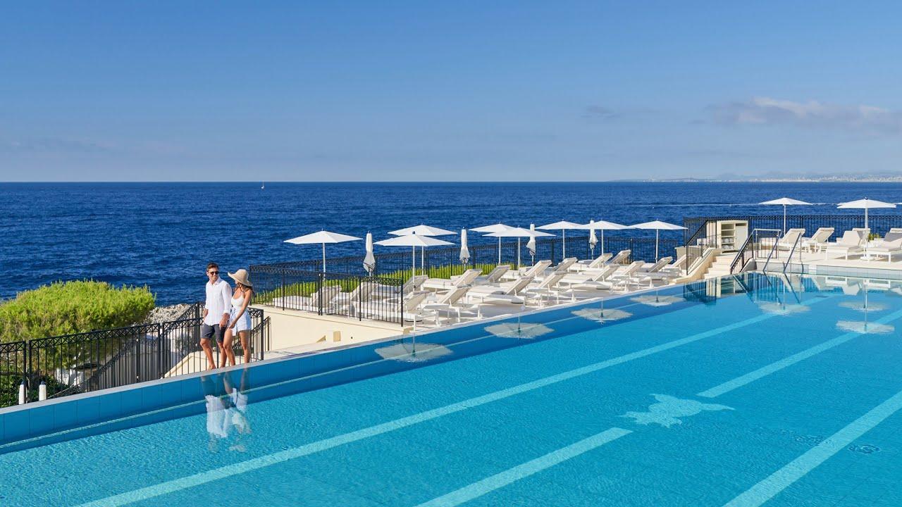 Download Four Seasons Grand-Hôtel du Cap-Ferrat (French Riviera)   PHENOMENAL luxury hotel (full tour in 4K)