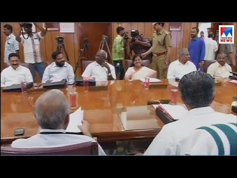 AK Saseendran issue: Cabinet meeting consider today