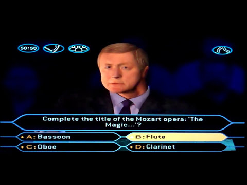 First Impressions - Who Wants To Be A Millionaire 2nd Edition Playstation 2