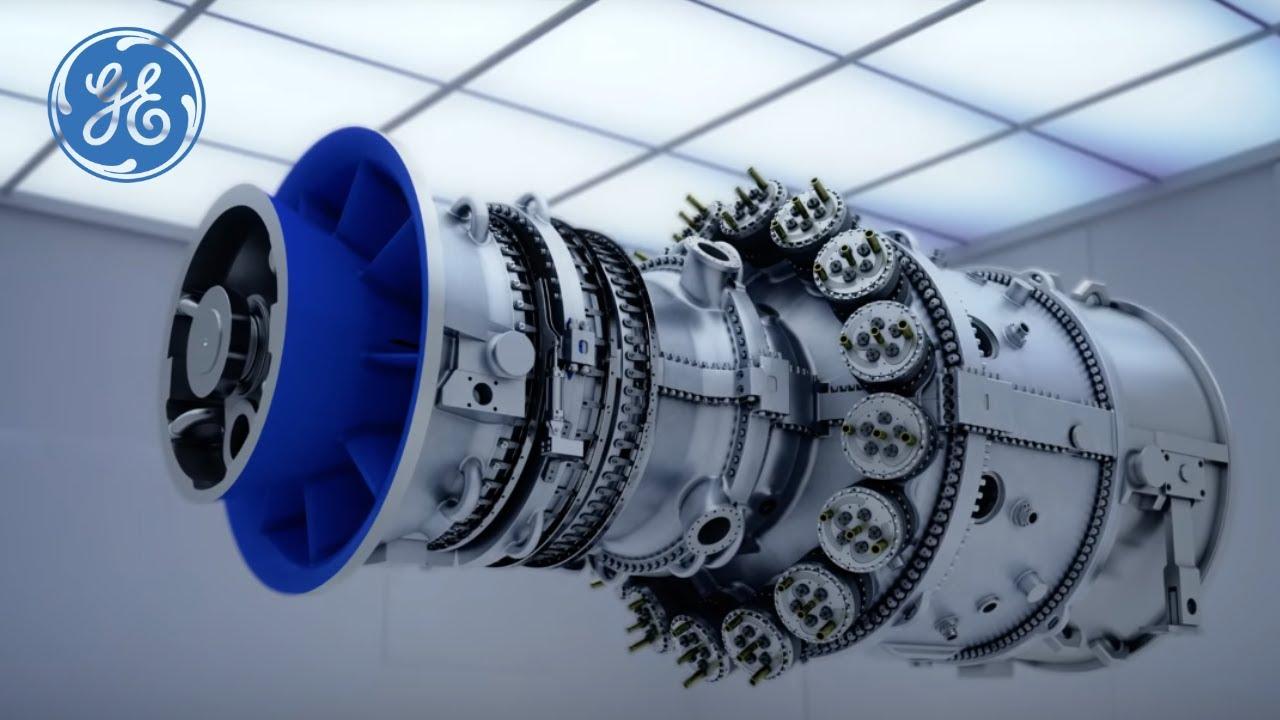 medium resolution of high efficiency gas turbine technology gas power generation ge power
