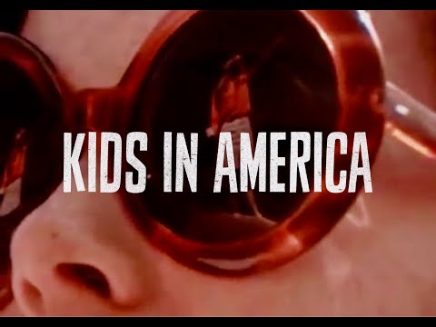 Kids In America - Summer of Love feat. The Griswolds - Throwback Visualizer