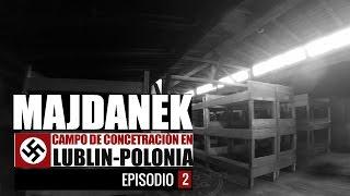 MAJDANEK, Campo de concentración en Lublin Polonia (2)- Volando Voy Vlog