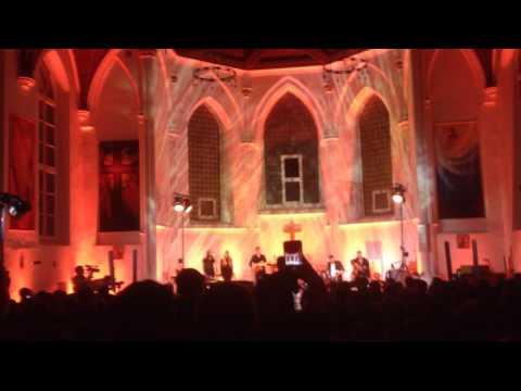 Gayana новогодний концерт в Англиканском соборе Святого Андрея
