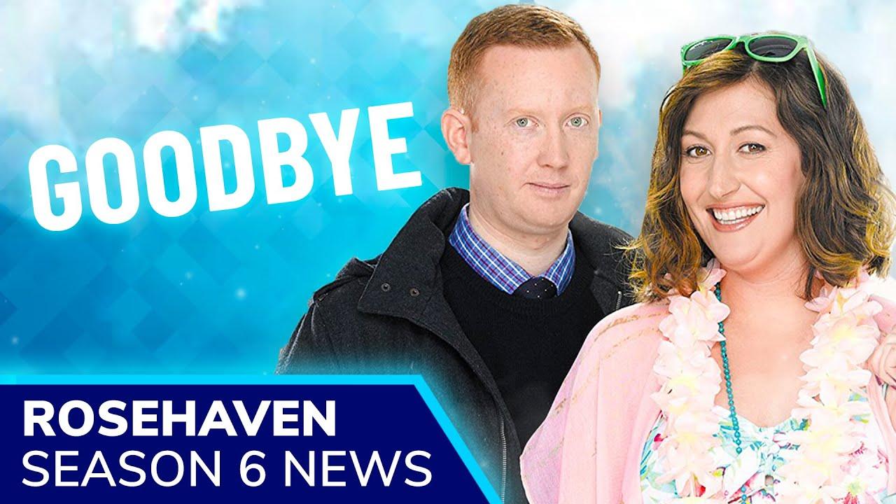 Download ROSEHAVEN Season 6: Luke McGregor & Celia Pacquola Say Good-Bye as ABC Ends Series After 5 Seasons