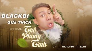 BLACKBI Live, Giải Thích Ý Nghĩa Tên Bài Hát Thế Phong Tình