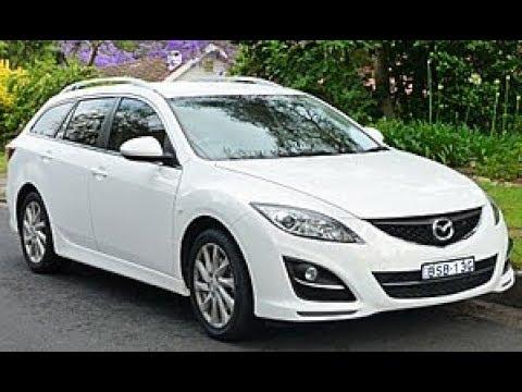 Мазда 6 универсал, красавица машинка) Mazda 6 Estate, Review, Interior