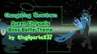 Changeling Showdown ~Queen Chrysalis Boss Theme~ [1,000 SUBS SPECIAL]