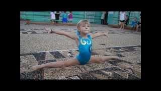 Савватеева Аня 2007г.р (5 лет) спортивная гимнастика(, 2013-01-11T16:23:52.000Z)