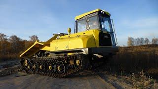 🌲🌲🌲#Алтайский_трелевочный_трактор #МГ4 (ТТ-4М,ТТ-4) Лесозаготовительная техника #forest_machine cмотреть видео онлайн бесплатно в высоком качестве - HDVIDEO