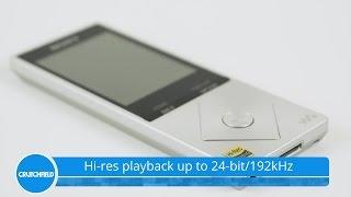 Sony NWZ-A17SLV Hi-Res Walkman | Crutchfield video