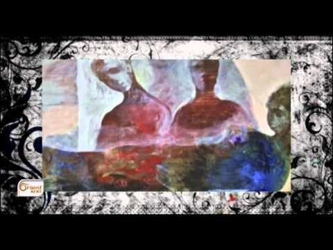 شهداء ومعتقلون في رسومات فنانين تشكليين ، أثر الفراشه