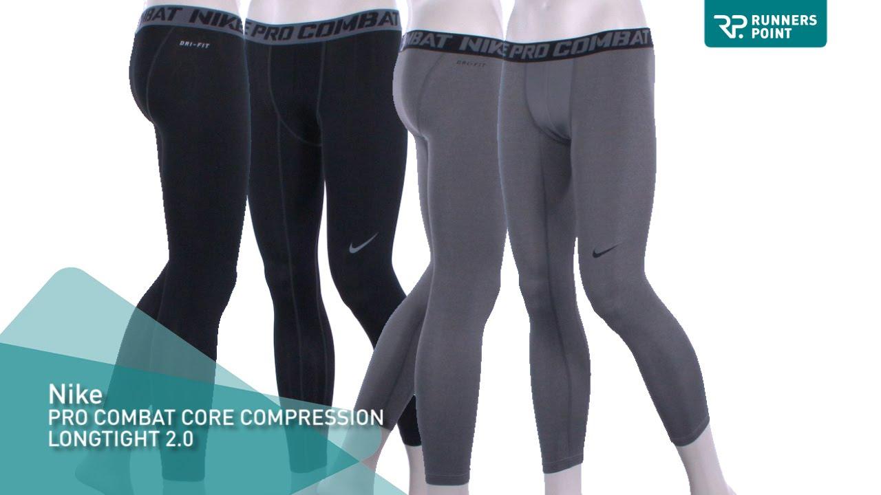 Nike pro combat core compression tight