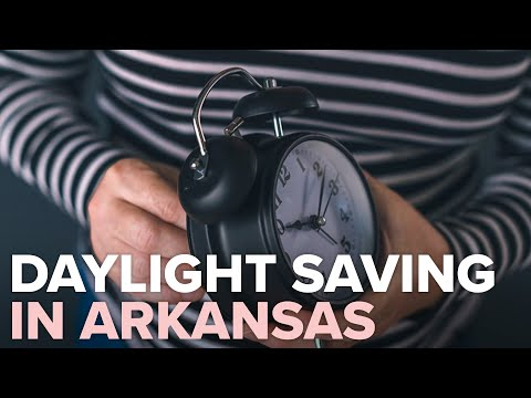Daylight Saving can affect your health, Arkansas psychiatrist says thumbnail