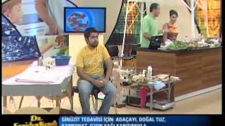 Dr. Feridun Kunak Show B5 (Sinüzit Nedir?,Nasıl Korunulur,Tedavisi için Formül) 2