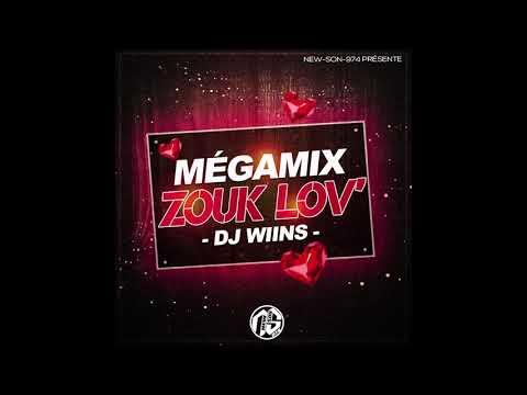 DJ WIINS - MEGAMIX ZOUK LOV' (2018)