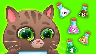 - Котик Бубу 5 веселое приключение с цветными коктейлями