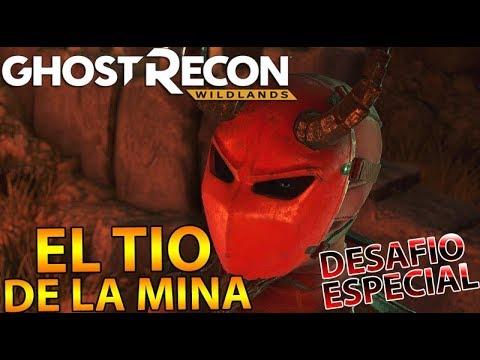 EL TIO DE LA MINA - DESAFIO ESPECIAL - GHOST RECON WILDLANDS