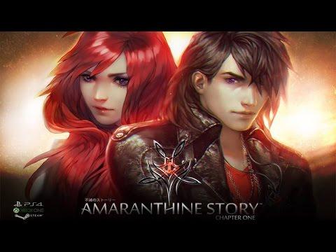 Amaranthine Story - An Indiegogo video game project (Starring DavetheUsher) - 동영상