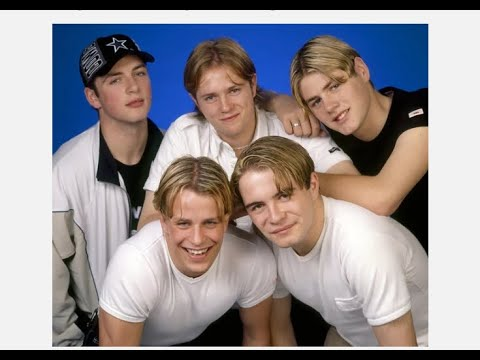 First Ever Live TV Performance of Westside in 1998 (Now known as Westlife)