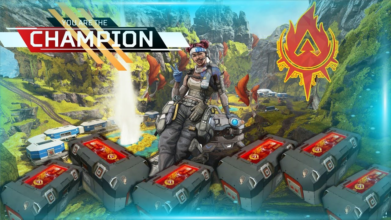 The Weirdest Win I Ever Got (Apex Legends Season5)