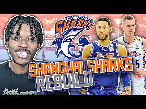 CAN THE SHANGHAI SHARKS GO 82-0?