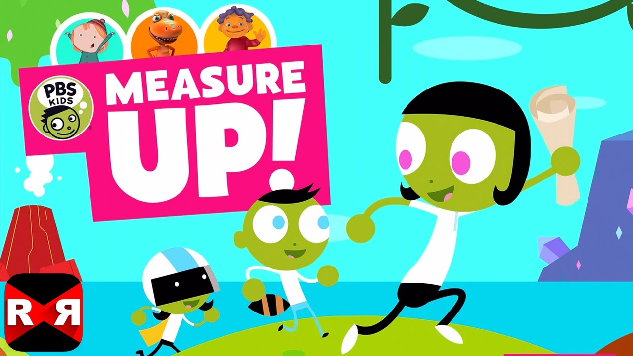 Pbs Kids Measure Up By Pbs Kids Ios Android