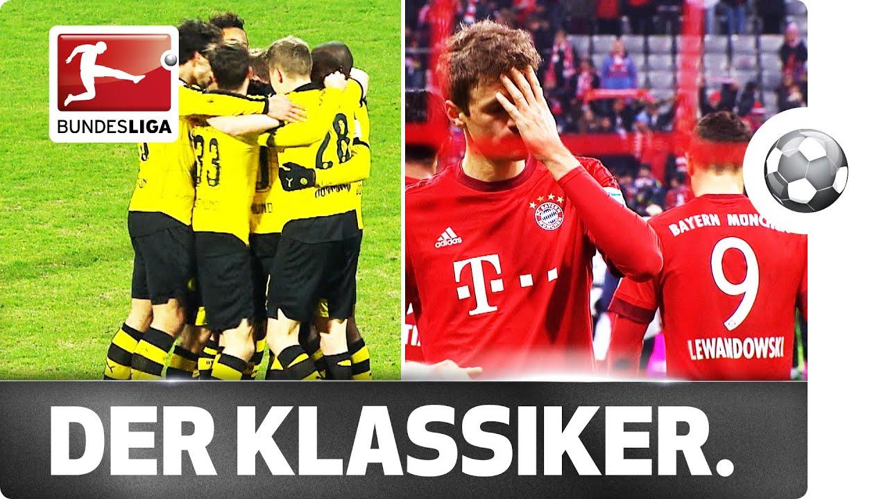 Borussia Dortmund si Bayern Munchen ne dau cota zilei